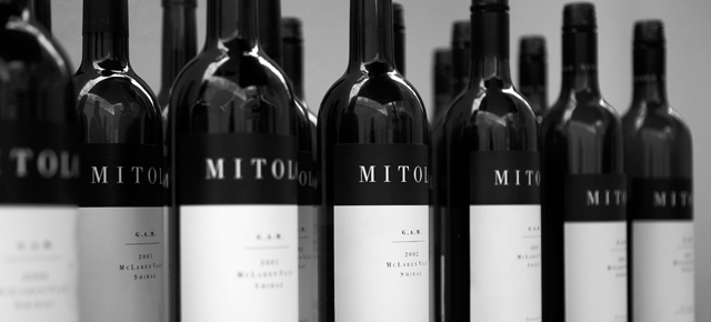 Mitolo bottles